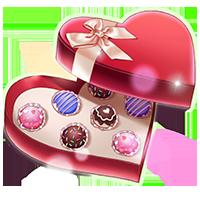 甜心巧克力陪玩禮物