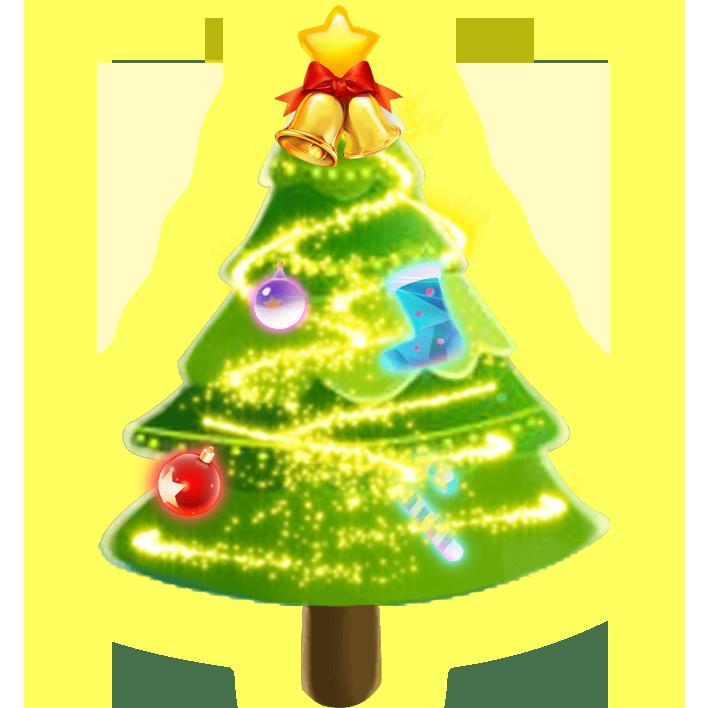 聖誕樹陪玩禮物