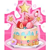 生日蛋糕陪玩禮物